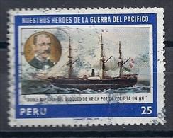 130605065  PERU  YVERT  Nº  673 - Peru
