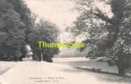 CPA TERVUREN TERVUEREN DANS LE PARC - Tervuren
