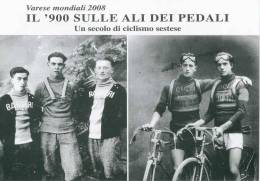 4120 - Sesto Calende (Varese), Mostra Sul Ciclismo. - Cyclisme