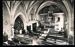 74 TALLOIRES   / Eglise De Saint Germain Sur Talloires, Intérieur De L´Eglise / - Talloires