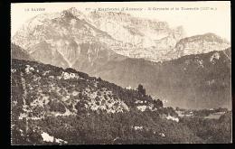 74  TALLOIRES  /   SAINT GERMAIN  La Tournette / - Talloires