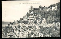 74 TALLOIRES  /  SAINT GERMAIN  Lac D´Annecy / - Talloires