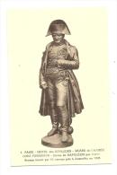 Cp, Sculpture, Statue De Napoléon - Sculpturen