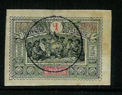 OBOCK N° 47 OBL  A  OBOCK - Obock (1892-1899)