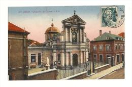 Cp, 14, Lisieux,Chapelle Du Carmel, Voyagée 1945 - Lisieux