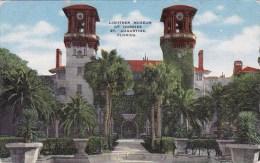 Lightner Museum Of Hobbies Saint Augustine