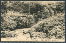 Japan - Kyoto Garden Of Yoroyen Ikushima Kitano - Kyoto