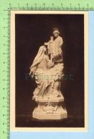 Buissonnet Lisieux ( Statue De Sainte Thérèse De L'enfant Jésus ) Post Card Carte Postale - Paintings, Stained Glasses & Statues