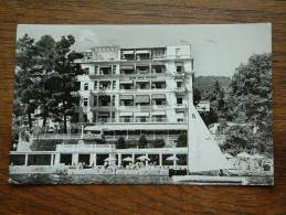 OPATIJA Grand Hotel Belveder Duhan ( 14097 ) Anno 1964 ( Zie Foto Voor Details ) !! - Yougoslavie