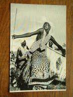NTORE DANCER Urundi ( Photo A. Cauvinzie Foto Voor Details ) !! - Musées