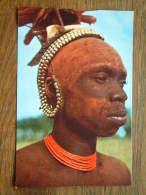 A Notable Of The BA-PENDE ( Gungu, Kwango ) / ( Photo A. Cauvin - Zie Foto Voor Details ) !! - Museums
