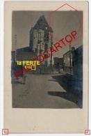 Env. LA FERTE-NON SITUEE-CARTE PHOTO Allemande-GUERRE 14-18-1WK-FRANCE-FRANKREICH-02-08- - France