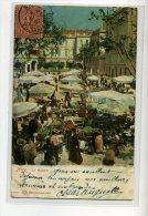 NICE                          LE MARCHE - Markets, Festivals