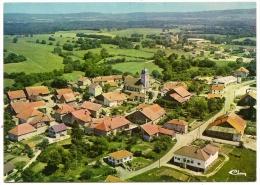 BOUCLANS Vue Aérienne (CIM) Doubs (25) - France