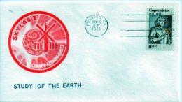 ★ US - SKYLAB I - STUDY OF THE EARTH (7620) - FDC & Conmemorativos