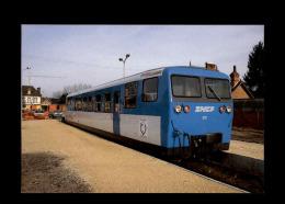 41 - SALBRIS - Autorail - TER - Train - Salbris