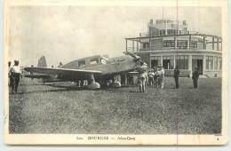 BOURGES  -  Aéro-gare. - Aerodromi