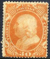 ETATS-UNIS N° 16 NEUF* - Unused Stamps