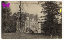 BOURVILLE - Château De Bourville Par FAUVILLE - Non Classificati