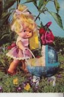 SPIELZEUG - BYJ - Puppe, Hummelwerk Oeslau - Jeux Et Jouets