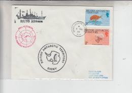 BRITISH ANTARCTIC TERRITORY, 1990, Krill Research, Polar - Britisches Antarktis-Territorium  (BAT)