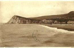 Dover. Shakespeare's Cliff. - Dover