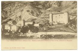 LA CHARCE Château De Philis De La Tour Du Pin (Revoul) Drôme (26) - Autres Communes