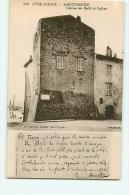SAINT TROPEZ -  Château Du Baillii De Suffren - TBE -  Edition Mlle Barrois - 2 Scans - France
