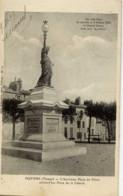 Statue De La LIBERTE- POITIERS - Monuments