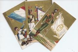 Carte Chromo, Hotel St Nicolas - Other