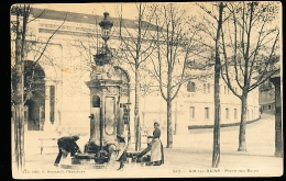 73 AIX LES BAINS / Place Des Bains / - Aix Les Bains