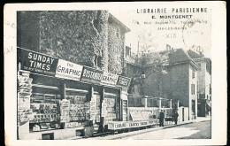 73 AIX LES BAINS / Librairie Parisienne, E. Montgenet / - Aix Les Bains