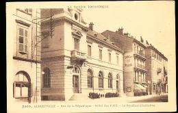 73 ALBERTVILLE / Rue De La République, Hôtel Des P.T.T, Le Syndicat D'Initiative / - Albertville
