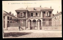 73 ALBERTVILLE / La Sous Préfecture / - Albertville