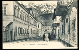 73 ALBERTVILLE / La Rue Pargoud / - Albertville