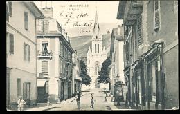 73 ALBERTVILLE / L'Eglise / - Albertville