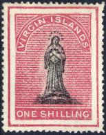 VIERGES N°6 NEUF* - British Virgin Islands