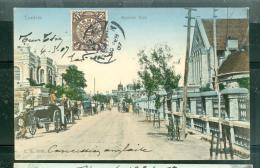 Tientsin Meadows Road   ( Concession Anglaise ) Affranchie Par Complaisance En 1907) - Abd31 - Chine