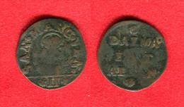 VENEZIA - VENISE - DALMATIA ET ALBANIA - GAZETTA  - 2 SODI ND ( EKLUND 1217 ) - Regional Coins