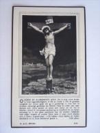 Doodsprentje Holycard Image Mortuaire Joseph Van Rysselberge Wetteren-ten-Eede 1874 - 1942 Wed Marie-Louise Lievens - Images Religieuses