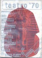 TEATRO 70 - AÑO 1971 RENZO CASALI LILIANA DUCA CAMILA BOTTICELLA ALICIA CALABUIG JUAN RAVIOLO RICARDO PEREZ CORA HERREND - Theatre