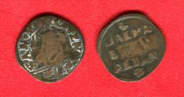 VENEZIA - VENISE - DALMATIA ET ALBANIA - GAZETTA  - 2 SOLDI ND ( EKLUND 1217 ) - Regional Coins