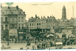 Cambrai. Grand'Place (2). - Cambrai