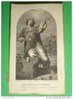 PL.305 A.Roblot Paris - Saint ETIENNE S.Stefano - Santino Vecchio Francia - Images Religieuses