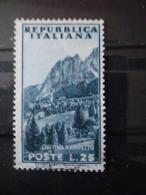 ITALIE N°667 Oblitéré - 1946-.. République