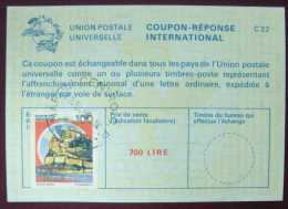 ITALIA REPUBBLICA COUPON REPONSE - VOL11 - 1981-90: Marcophilie