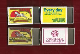 BOSNIA AND HERZEGOVINA   MATCHBOX--4 DIFFERENT MATCHBOX -- - Boites D'allumettes - Etiquettes