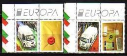 BULGARIA \ BULGARIE - 2013 - Europa 2013 - 2 Sets + Vignet - 2013
