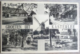 Groeten Uit Kasterlee Bonjour Souvenir Multi Vues Meerbeeld Windmolen Ed Beersmans - Kasterlee