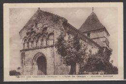 24 - Les Graulges (dordogne) - L'Eglise Des Graulges - Monument Historique - Sonstige Gemeinden